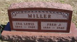 Fred J Miller