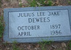 Julius Lee Jake Dewees