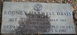 Rodney Maxwell Davis