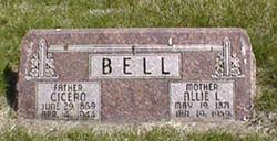 Allie Lucinda <i>Spann</i> Bell