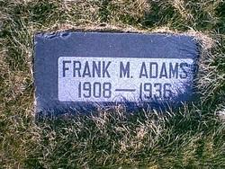 Frank Mitchell Adams