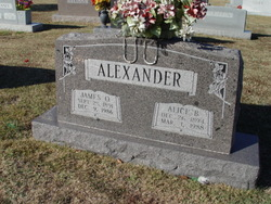 Alice B. Alexander