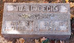 Ida Leslie Aunt Sissy <i>Cotton</i> Cecil