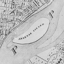 Arsenal Island Cemetery (Defunct)
