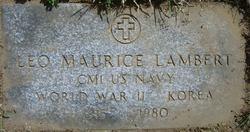 Leo Maurice Lambert