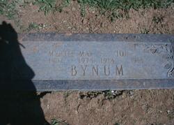 Myrtle May <i>Floyd</i> Bynum