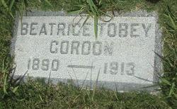 Beatrice <i>Tobey</i> Gordon