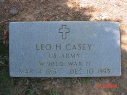 Leo H Casey