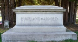 Mary L <i>Buckland</i> Arnold