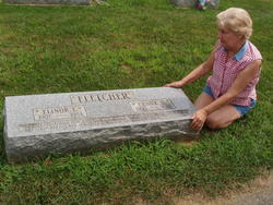 Elinore Evelyn <i>Mutzabaugh</i> Fletcher