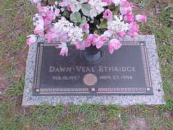 Dawn <i>Veal</i> Ethridge
