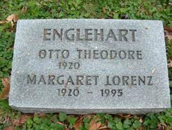 Margaret <i>Lorenz</i> Englehart