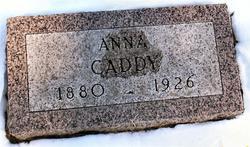 Anna Patricia <i>Carberry</i> Caddy