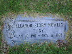 Eleanor Tiny <i>Story</i> Nowels