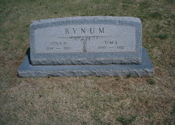 Thomas Lafayette Bynum