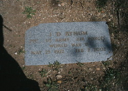 J. D. Bynum