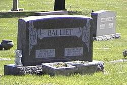 Agnes B <i>Bohrer</i> Balliet