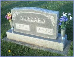 Mary Lucille <i>Archbald</i> Buzzard