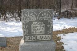 Mary C. <i>Musser</i> Coolman