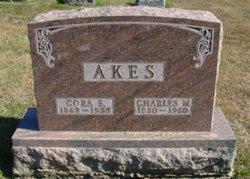 Charles M Akes