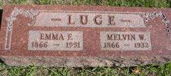 Melvin W Luce