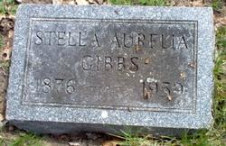 Stella Aurflia Gibbs