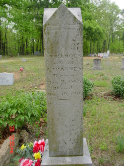 Mary Frances Elizabeth <i>Branscum</i> Barnes