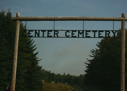 Thorndike Center Cemetery