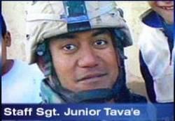 Sgt Ioasa F. Tavae, Jr