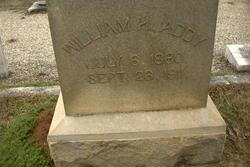 William H Addy