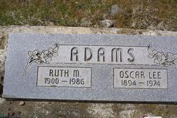 Ruth Matilda <i>Webb</i> Adams