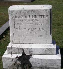 Amaziah Hunter