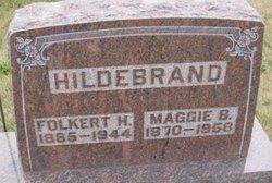 Folkert H Hildebrand