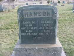 Rasmus Hanson