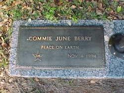 Commie June Berry