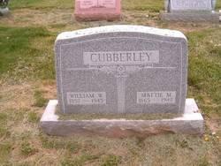 Mattie M Cubberley