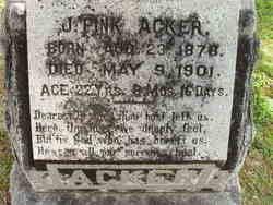 Joseph Pinkney Acker