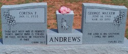 Corena F. <i>Pope</i> Andrews