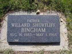 Willard Shurtliff Bingham