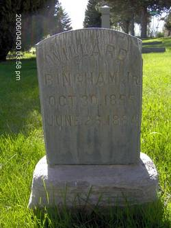 Willard Bingham, Jr