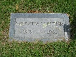 Georgetta J <i>Burns</i> Needham