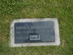 Dr Edwin C. Brinkerhoff