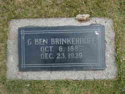 George Benjamin Brinkerhoff