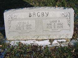 Daniel Edward Bagby