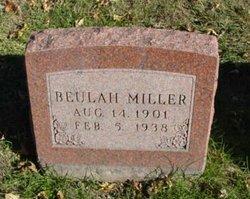 Beulah Marie <i>Jacobe</i> Miller