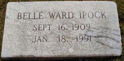 Belle <i>Ward</i> Ipock