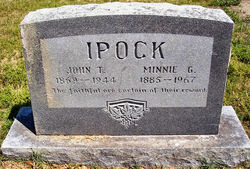 Minnie G. Ipock