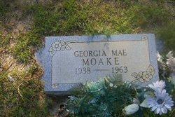 Georgia Mae Moake