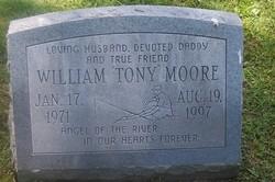 William Anthony Moore