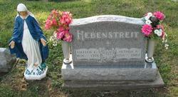Arthur A Hebenstreit